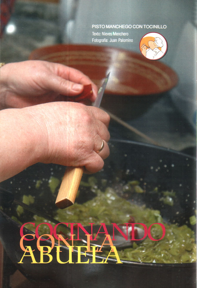 Cocinando con la abuela 1