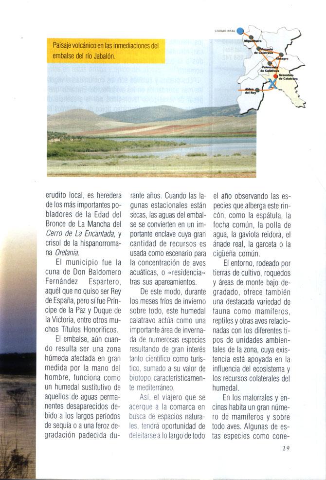 Embalse Vega del Jabalón 2