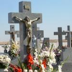 Cementerio de Granátula. Descanse en paz.