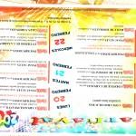 Carnaval 2012 - Actos y festejos