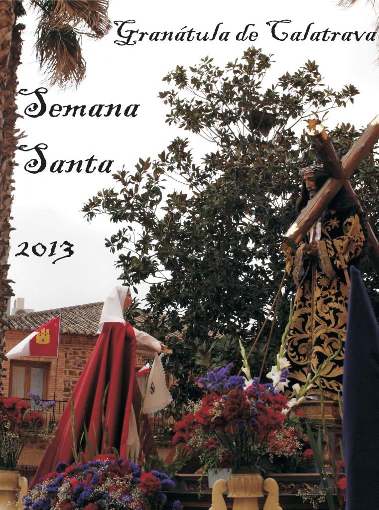 Programa Semana Santa 2013 - Página 1
