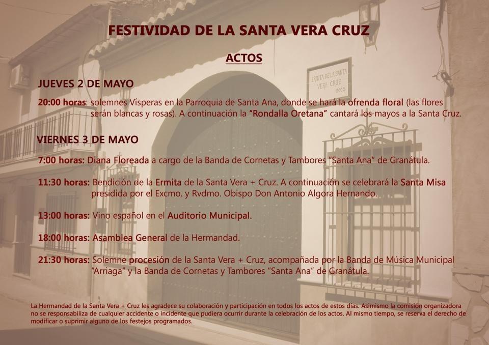 Fiestas Santa Cruz 2013